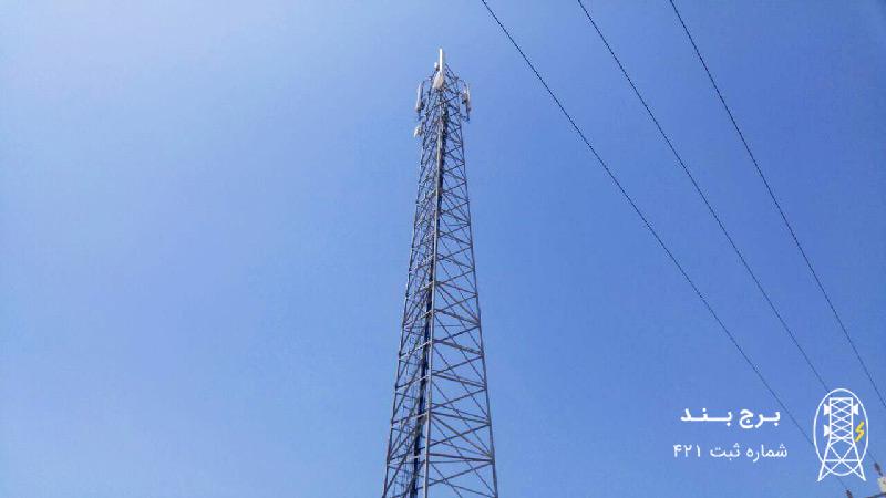 اجرای پروژه swap  سایت های شرکت ایرانسل توسط برج بند - 10