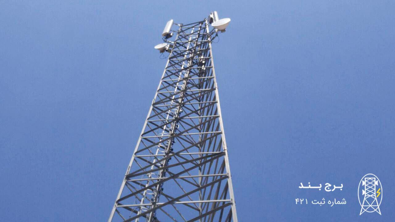 اجرای پروژه swap  سایت های شرکت ایرانسل توسط برج بند - 7