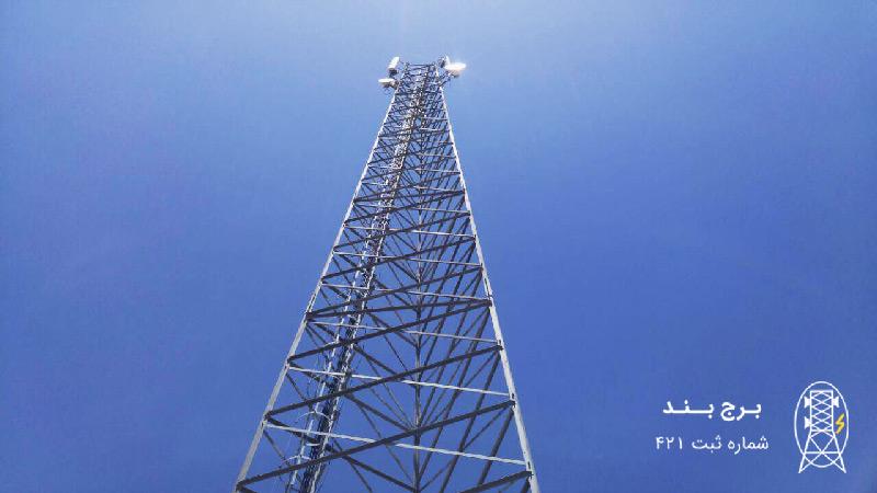اجرای پروژه swap  سایت های شرکت ایرانسل توسط برج بند - 8